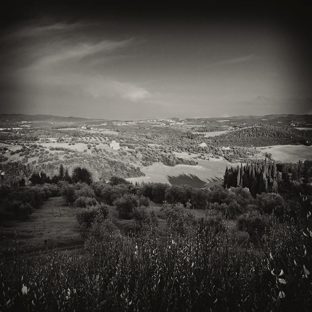 First Tuscan Sun