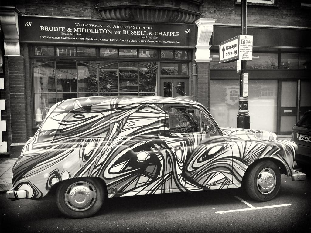 Artist Cab